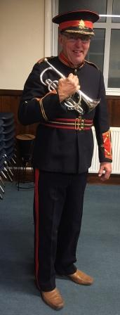 Best dressed bandsman