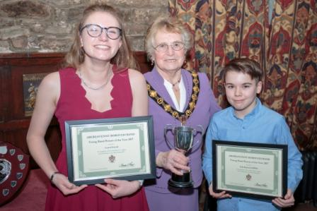 Young Bandsperson of the year